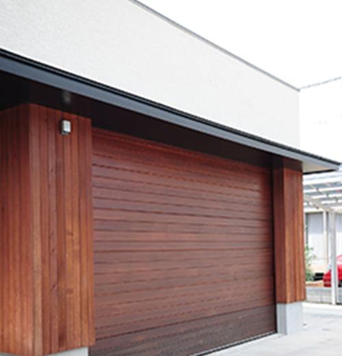 TAKAHASHI / 株式会社高橋造園 ガレージのある暮らし1